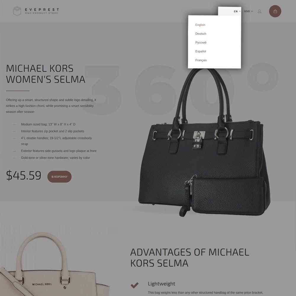 theme - Moda y Calzado - Eveprest - One-Product Store - 6