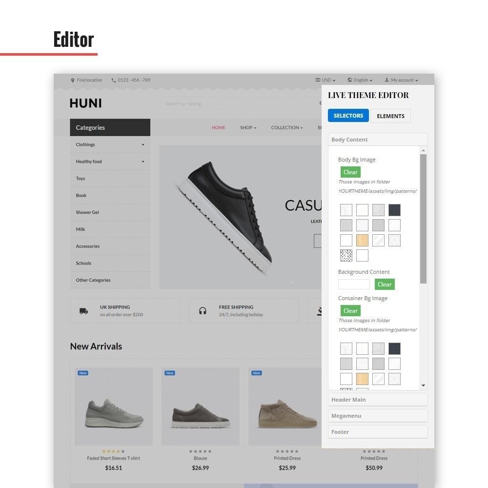 theme - Mode & Schuhe - Ap Huni - 4