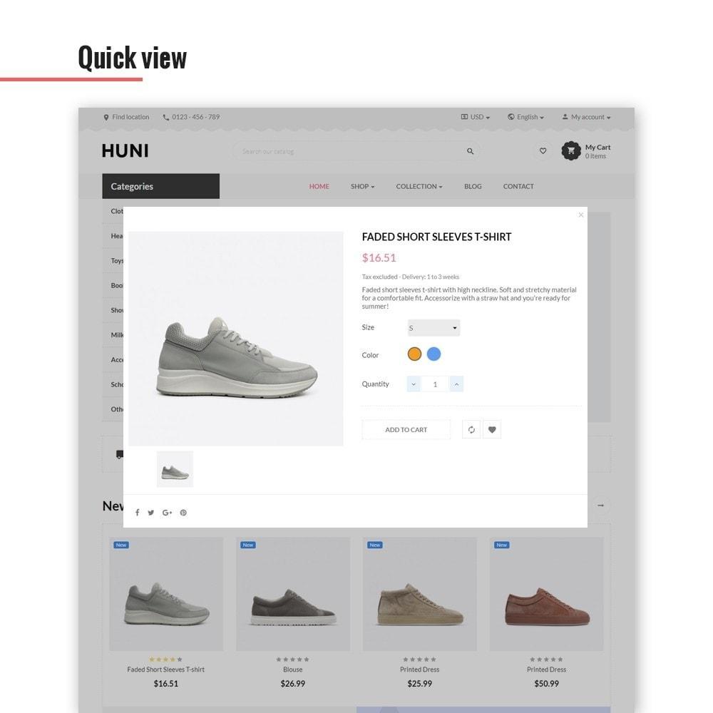 theme - Mode & Schuhe - Ap Huni - 5
