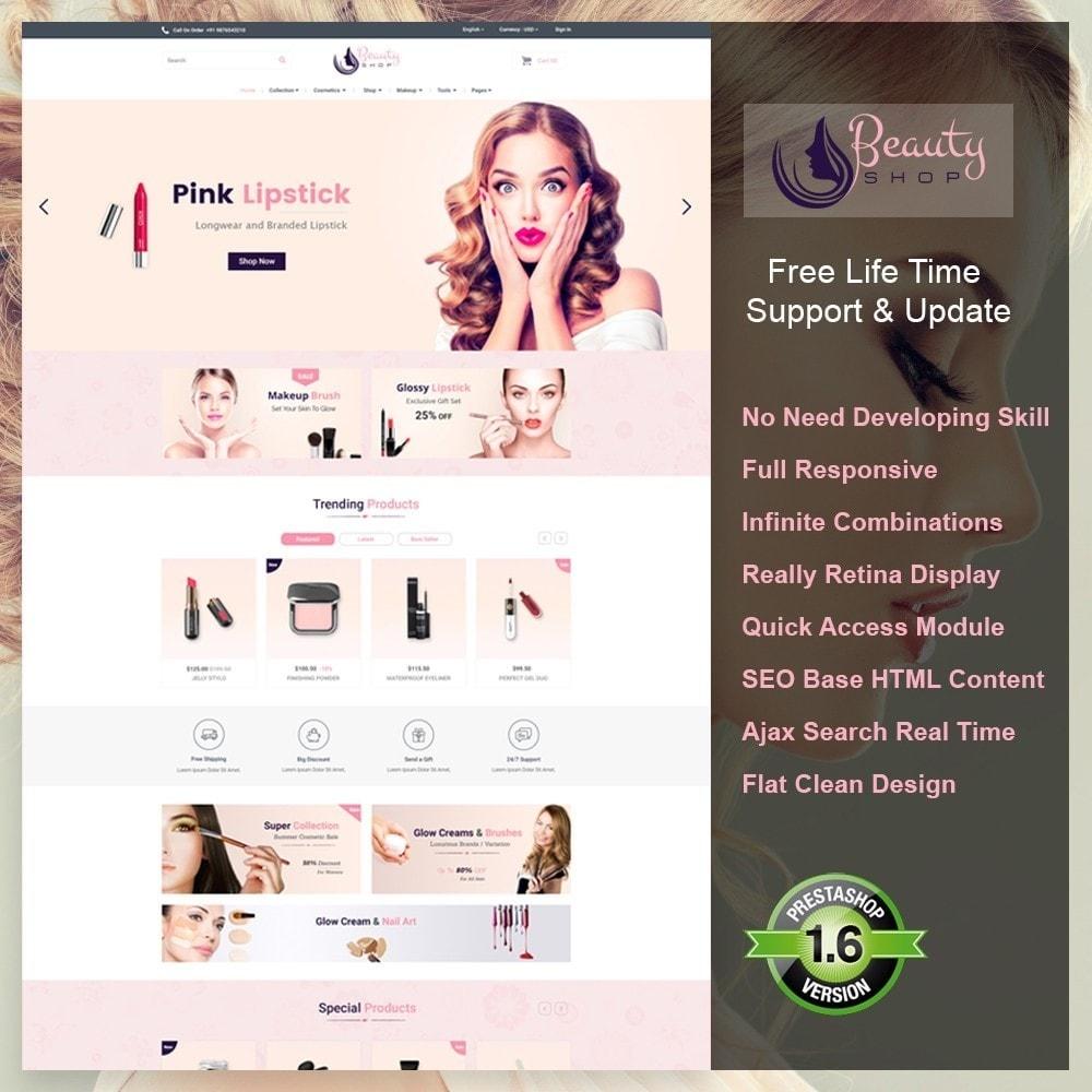 theme - Saúde & Beleza - Beauty Shop - 2
