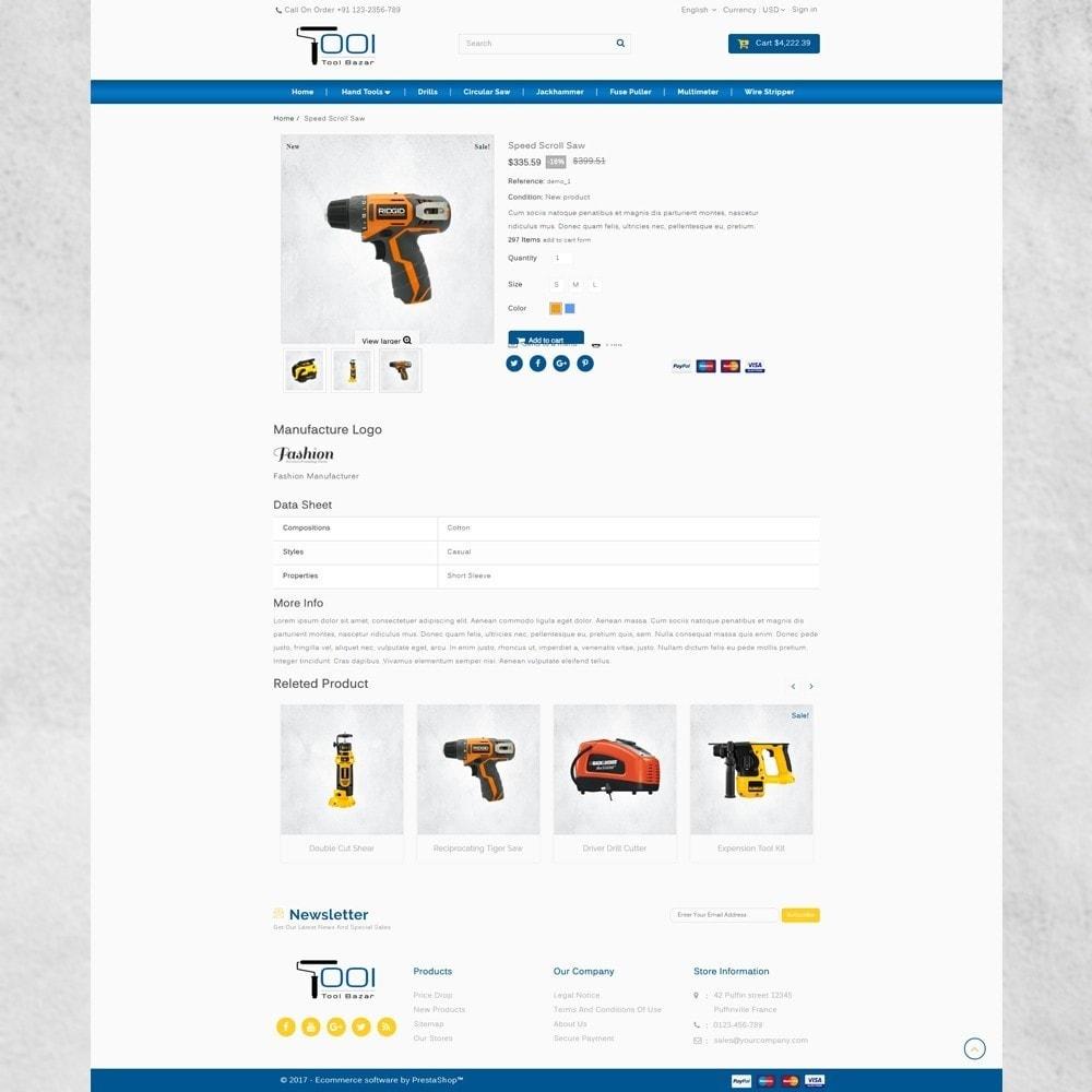 theme - Авто и Мото - Tools Shop - 4