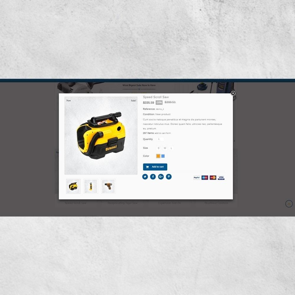 theme - Авто и Мото - Tools Shop - 6