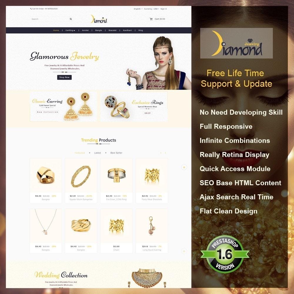 theme - Bijoux & Accessoires - Jewellery Shop - 2