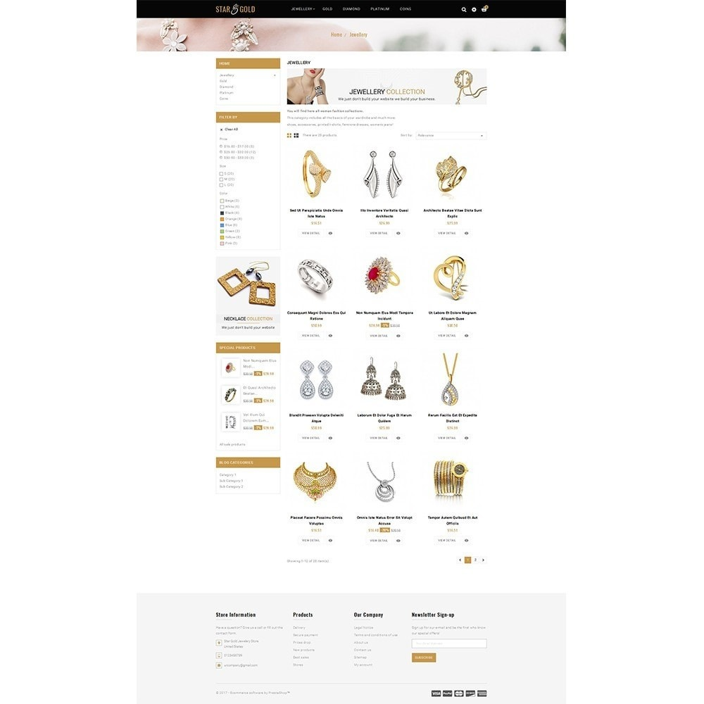 theme - Schmuck & Accesoires - Star Gold Jewellery Store - 3