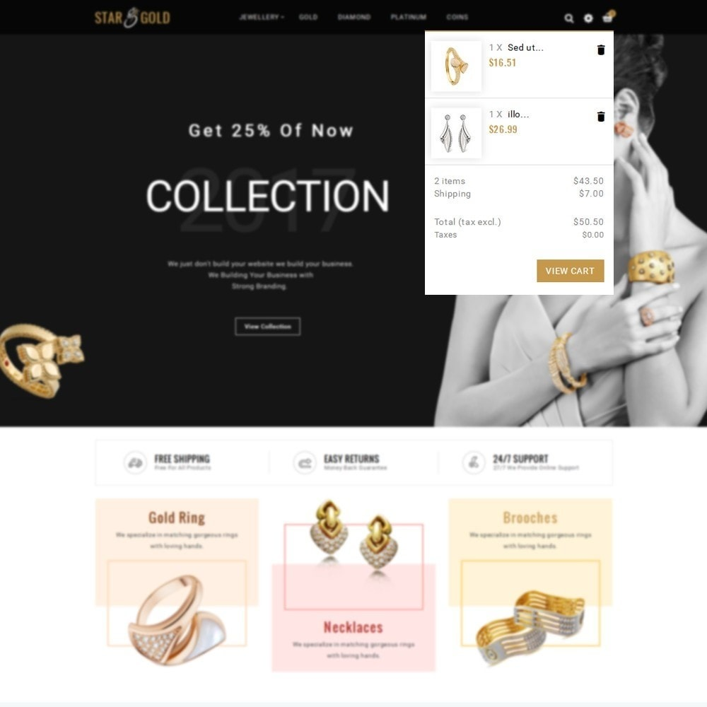 theme - Schmuck & Accesoires - Star Gold Jewellery Store - 6