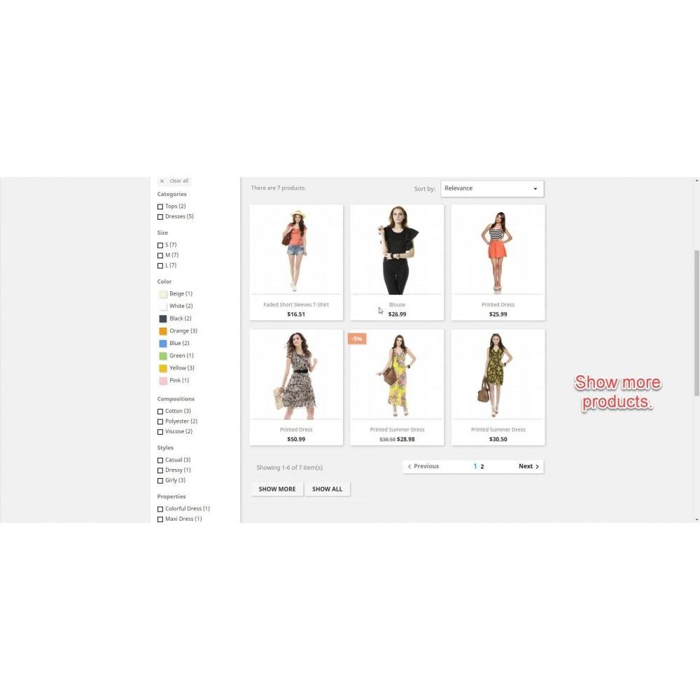 module - Navigationstools - Alle Produkte anzeigen lassen - 2