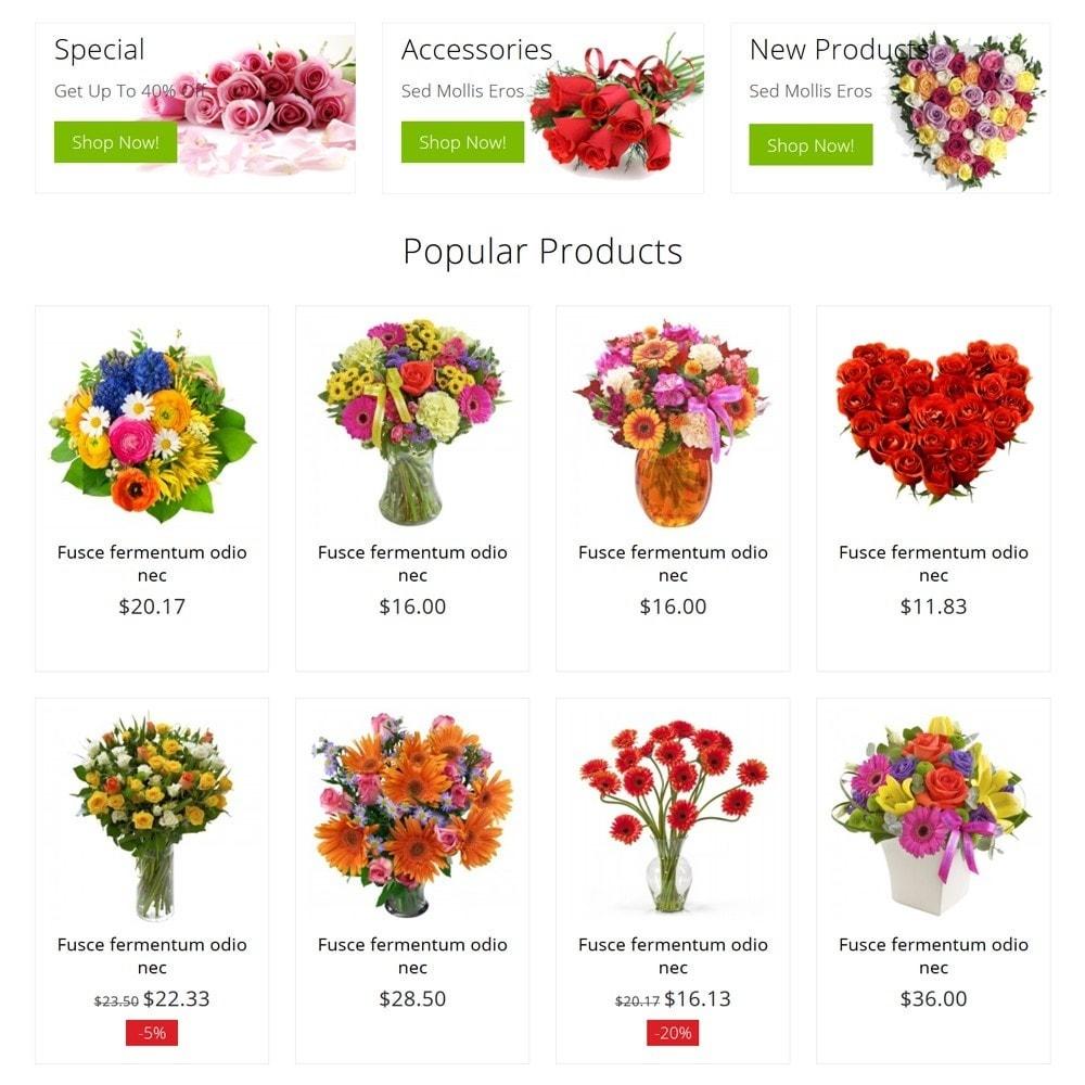 theme - Cadeaus, Bloemen & Gelegenheden - FlowerShop - 3