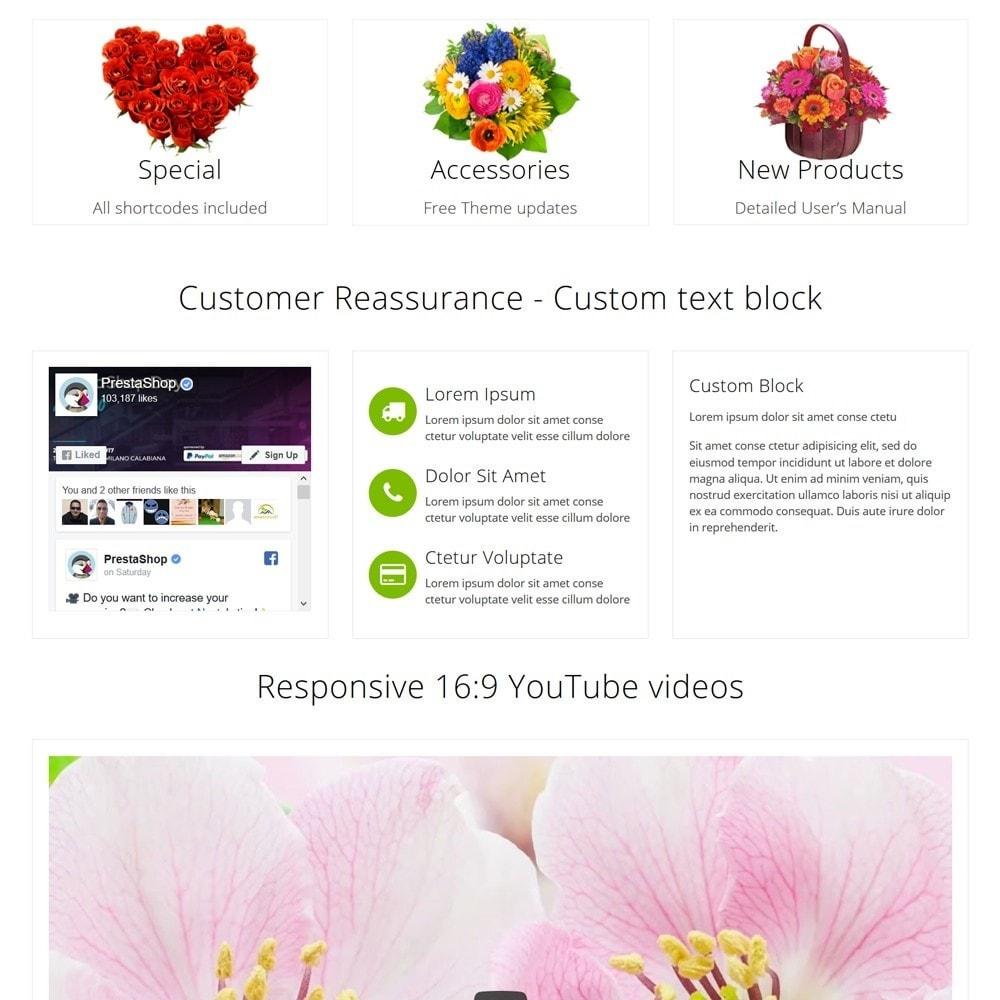 theme - Prezenty, Kwiaty & Uroczystości - FlowerShop - 4