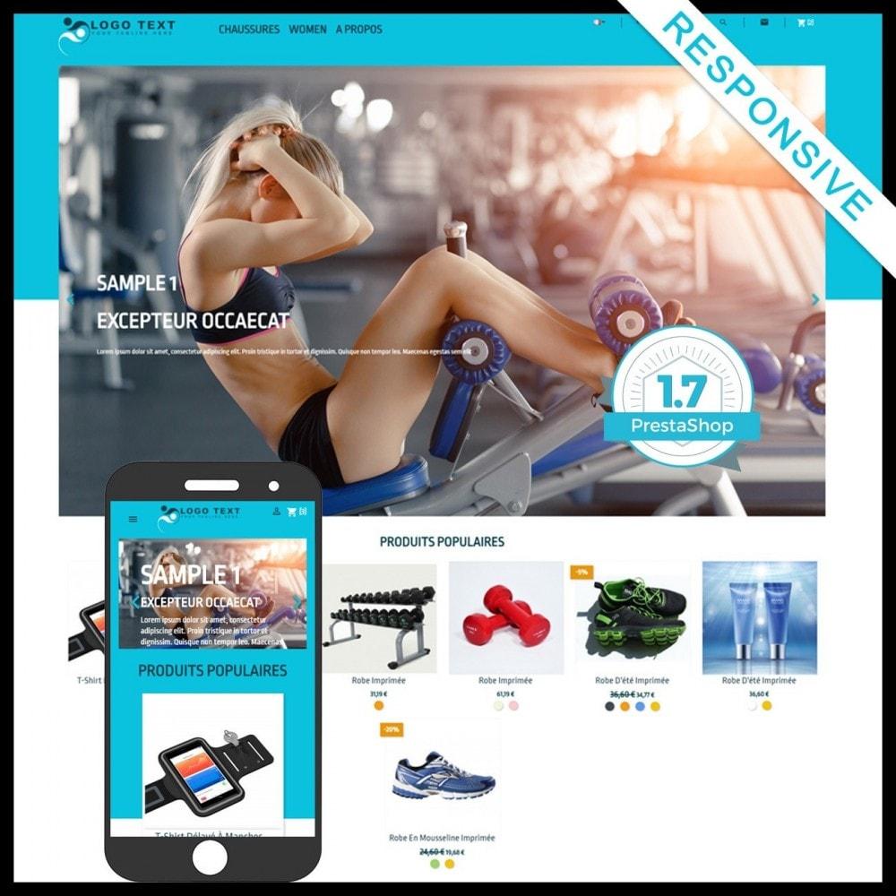 theme - Deportes, Actividades y Viajes - SportWep - 1