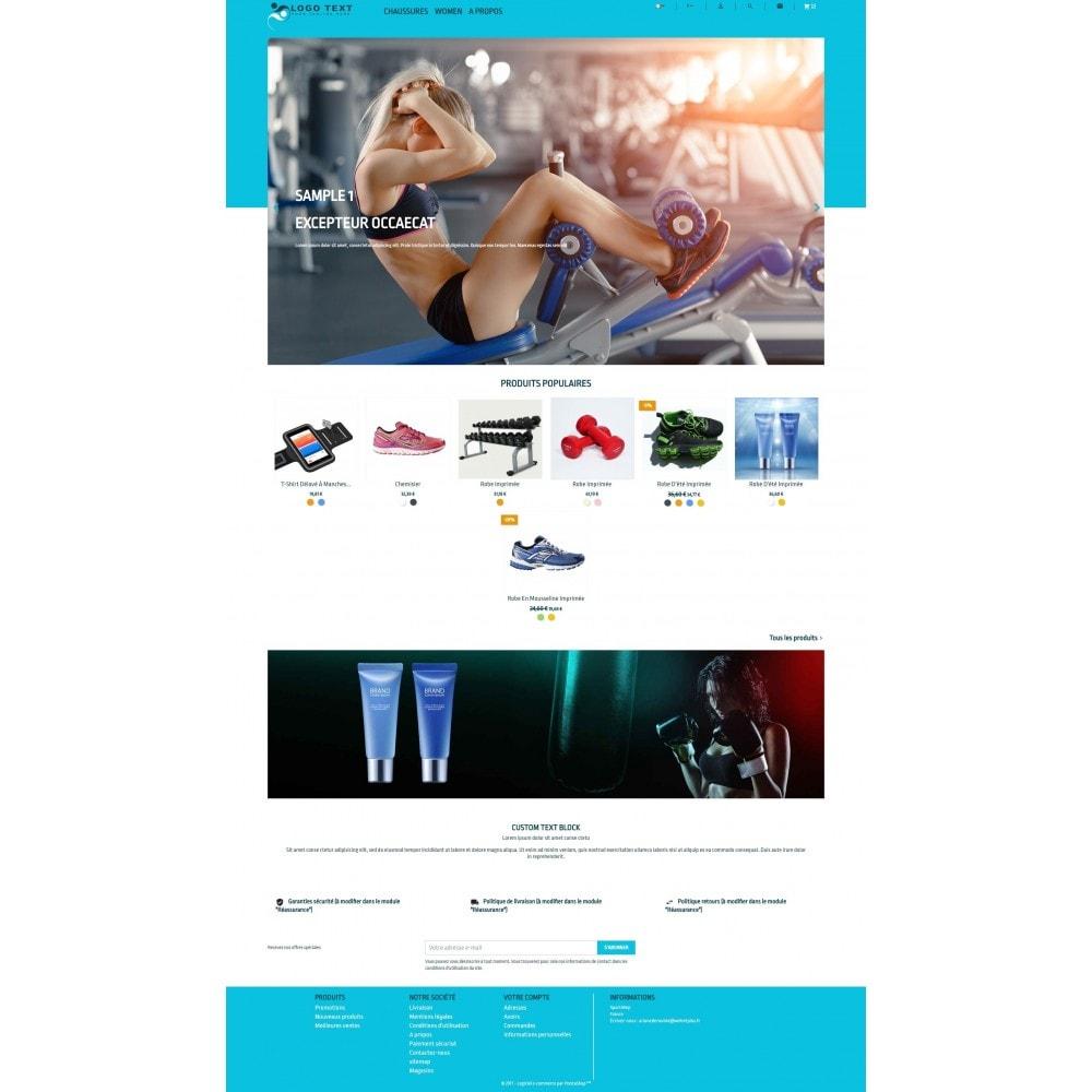 theme - Sport, Attività & Viaggi - SportWep - 2