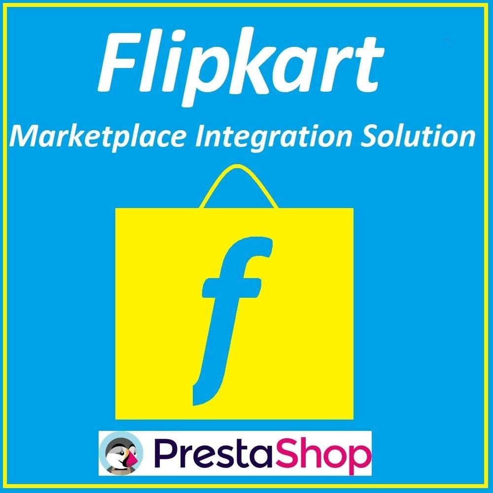 module - Platforma handlowa (marketplace) - Flipkart Marketplace Integration Solution - 1