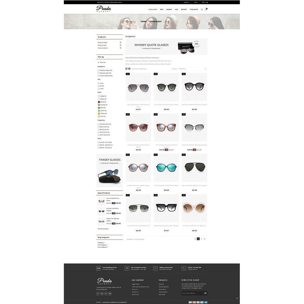 theme - Mode & Schuhe - Prada eyewear sunglasses store - 3