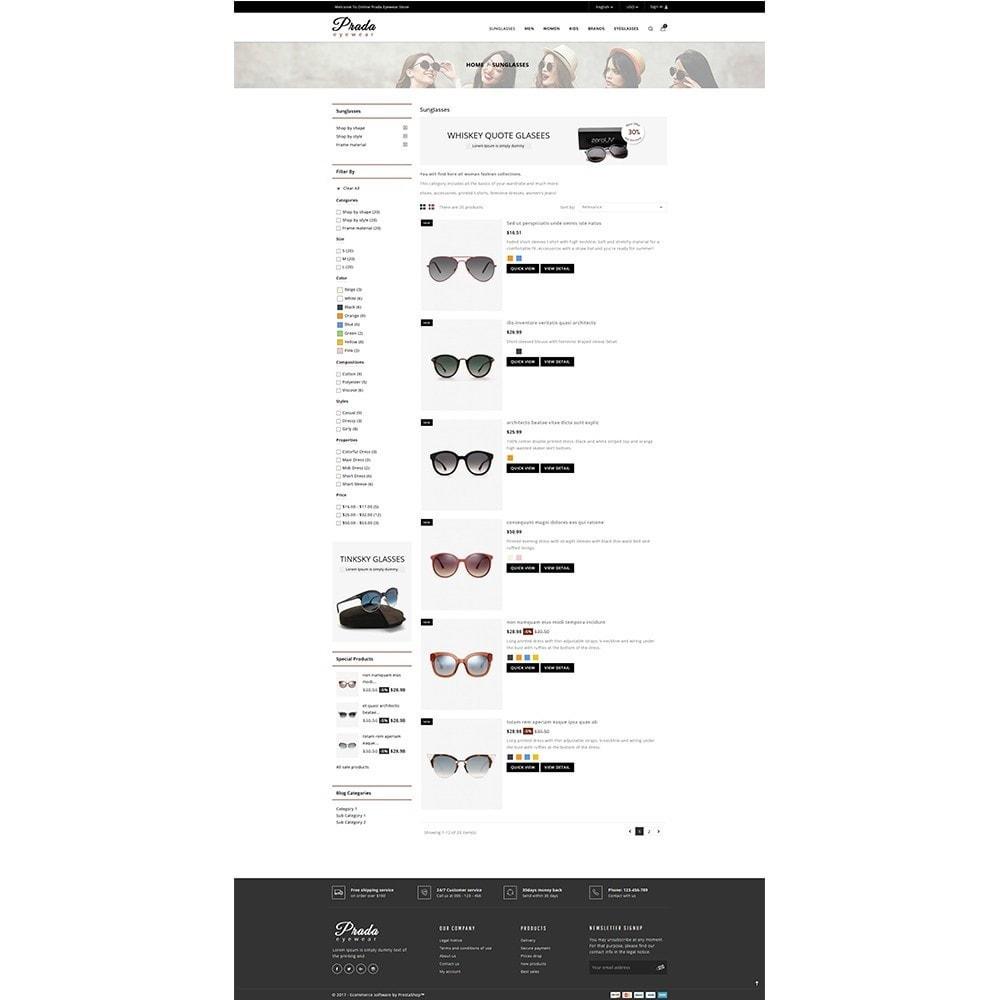 theme - Mode & Schuhe - Prada eyewear sunglasses store - 4