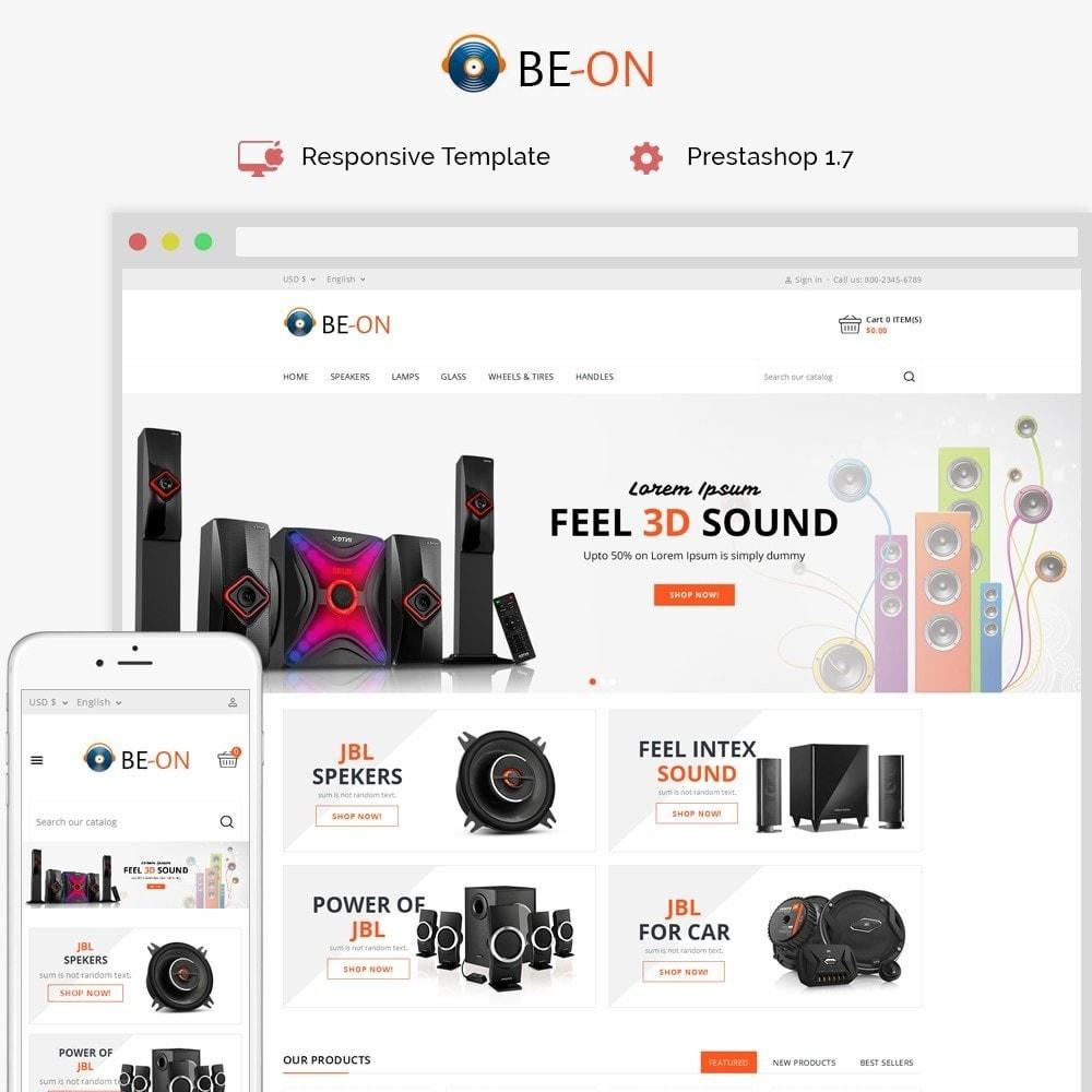 theme - Eletrônicos & High Tech - Beon Store - 1