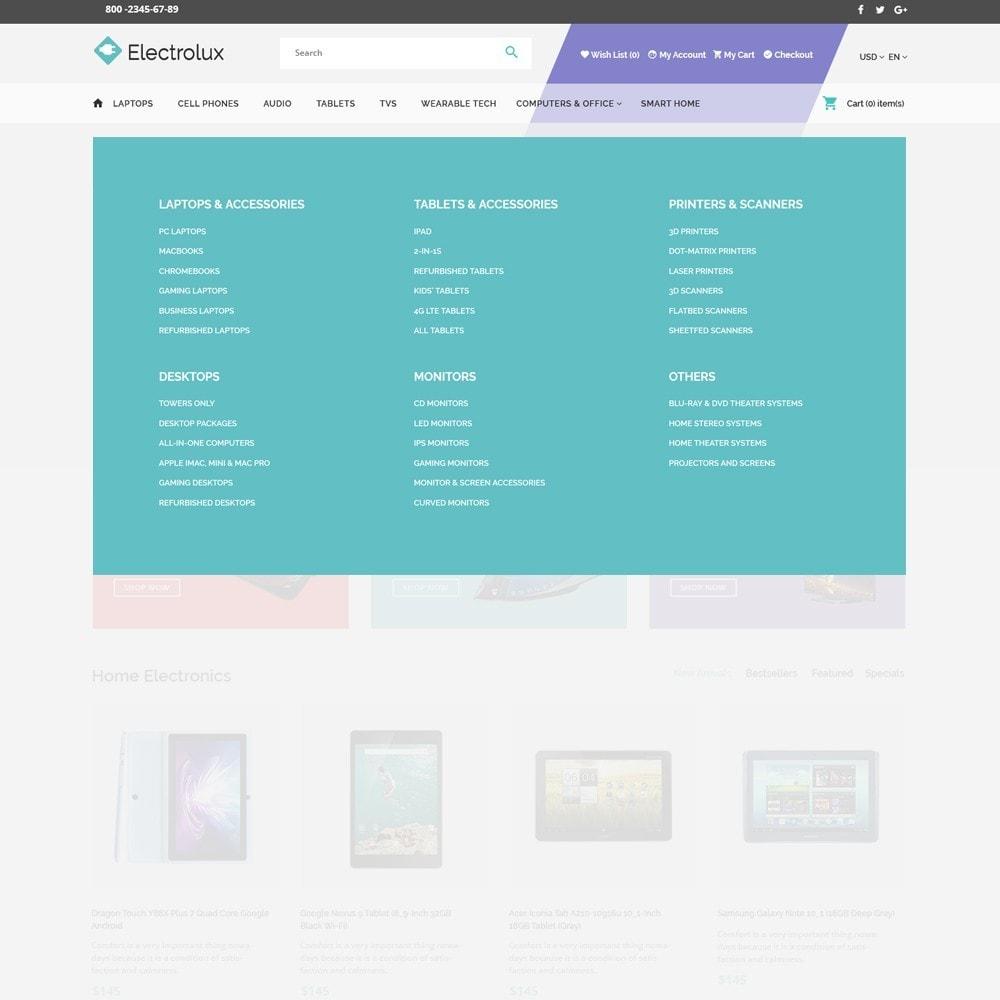 theme - Elektronik & High Tech - Electrolux - 5