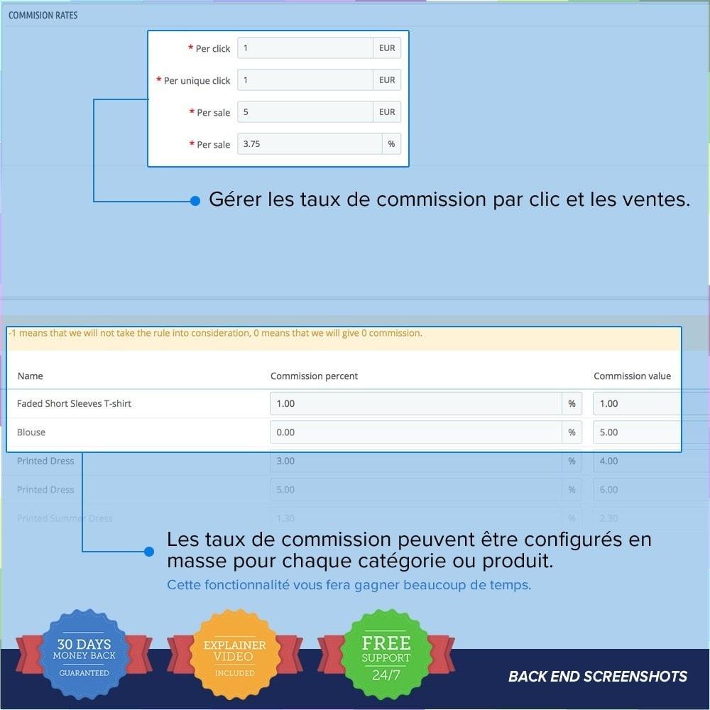 module - Référencement payant (SEA SEM) & Affiliation - Full Affiliés - 19