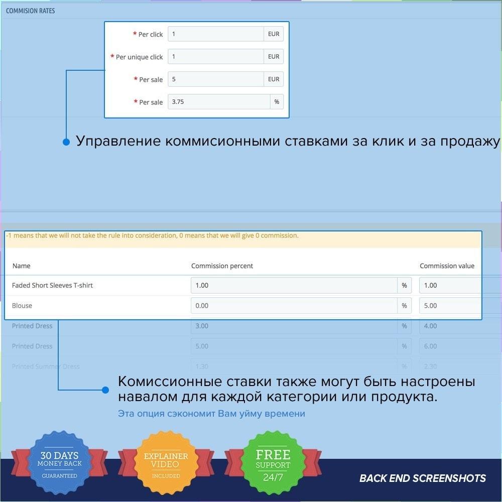module - Платная поисковая оптимизация - Full Affiliates - 20