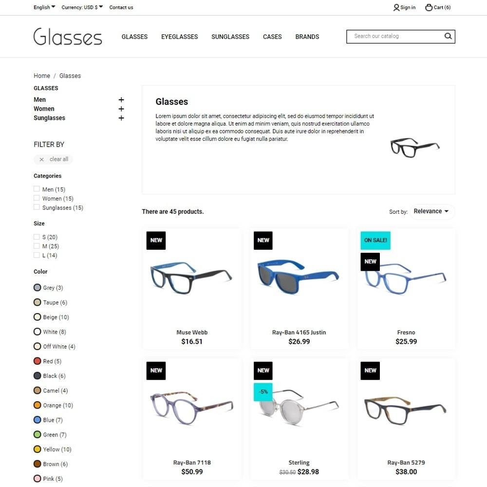 theme - Sieraden & Accessoires - Glasses - 7