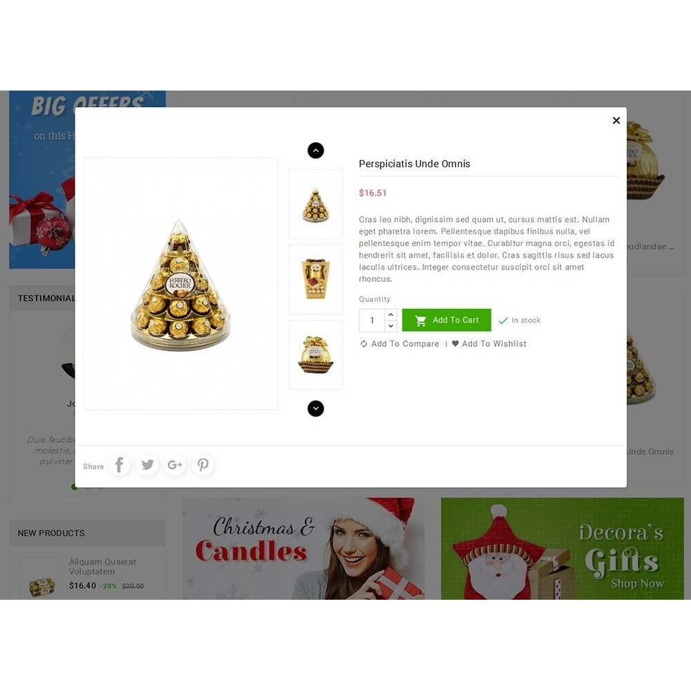 theme - Cadeaus, Bloemen & Gelegenheden - Christmas Gift Mega Store - 8