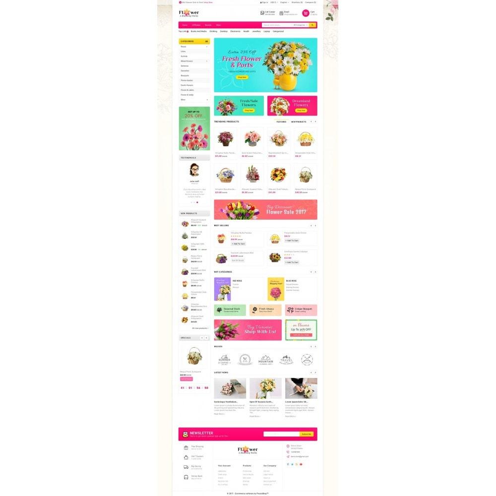 theme - Cadeaus, Bloemen & Gelegenheden - Blooming Flower Mega Store - 2