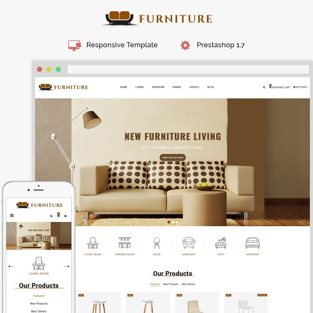 theme - Huis & Buitenleven - Furniture Store - 1
