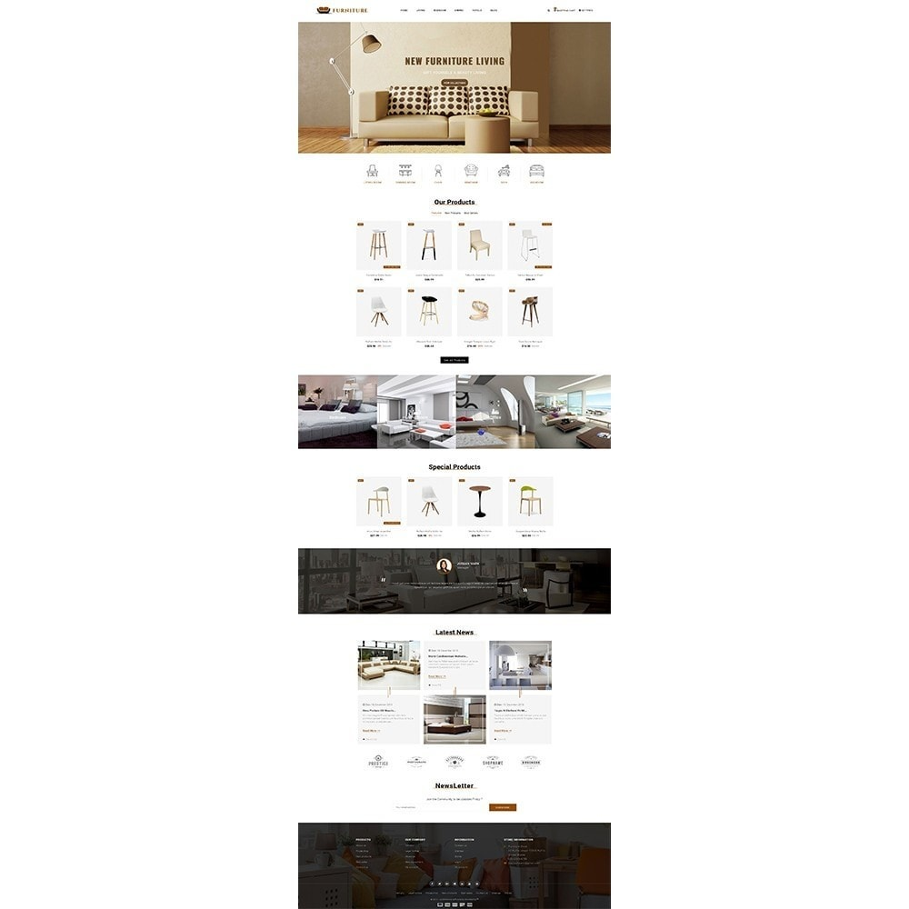 theme - Huis & Buitenleven - Furniture Store - 2