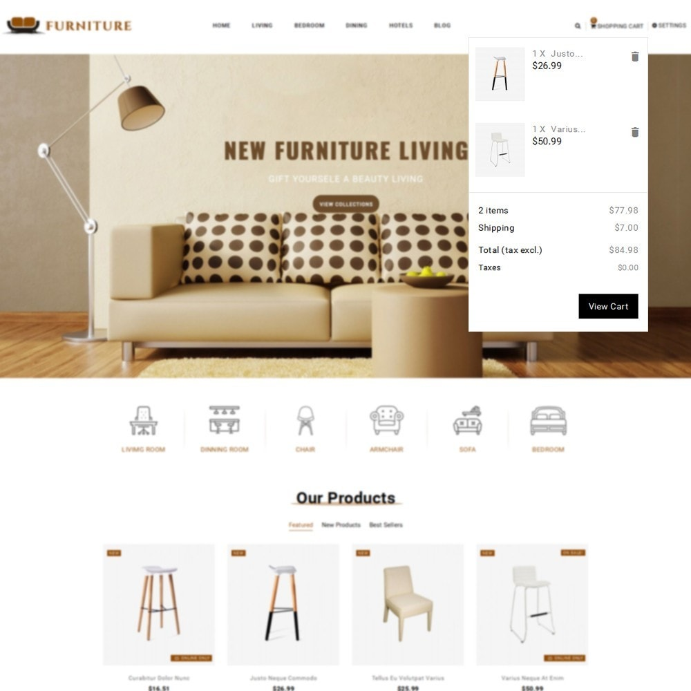 theme - Huis & Buitenleven - Furniture Store - 7
