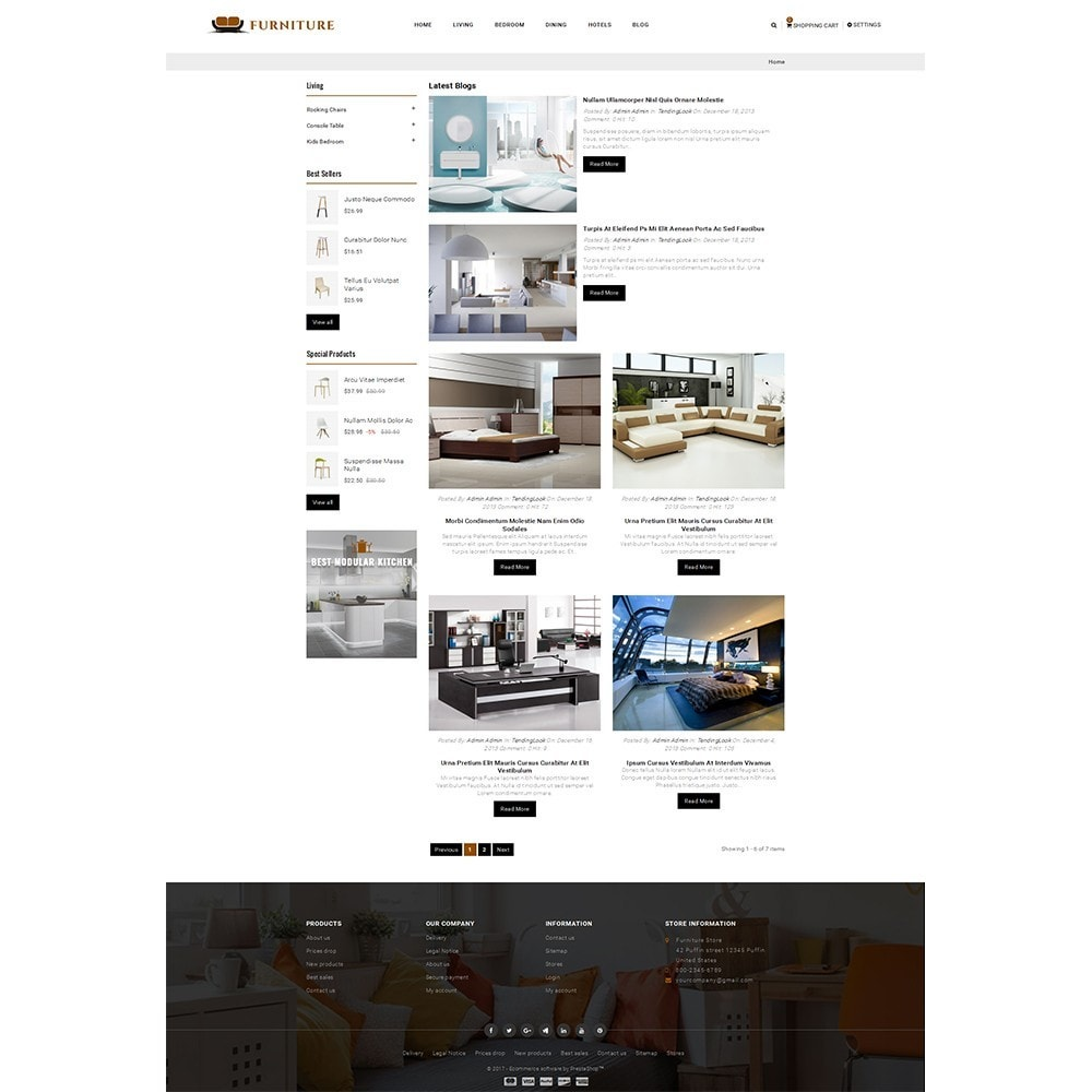 theme - Huis & Buitenleven - Furniture Store - 8