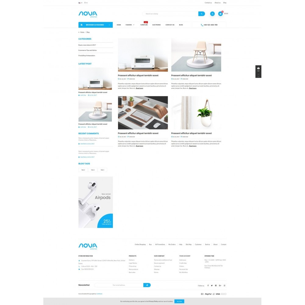 theme - Electrónica e High Tech - Emarket Store - 5