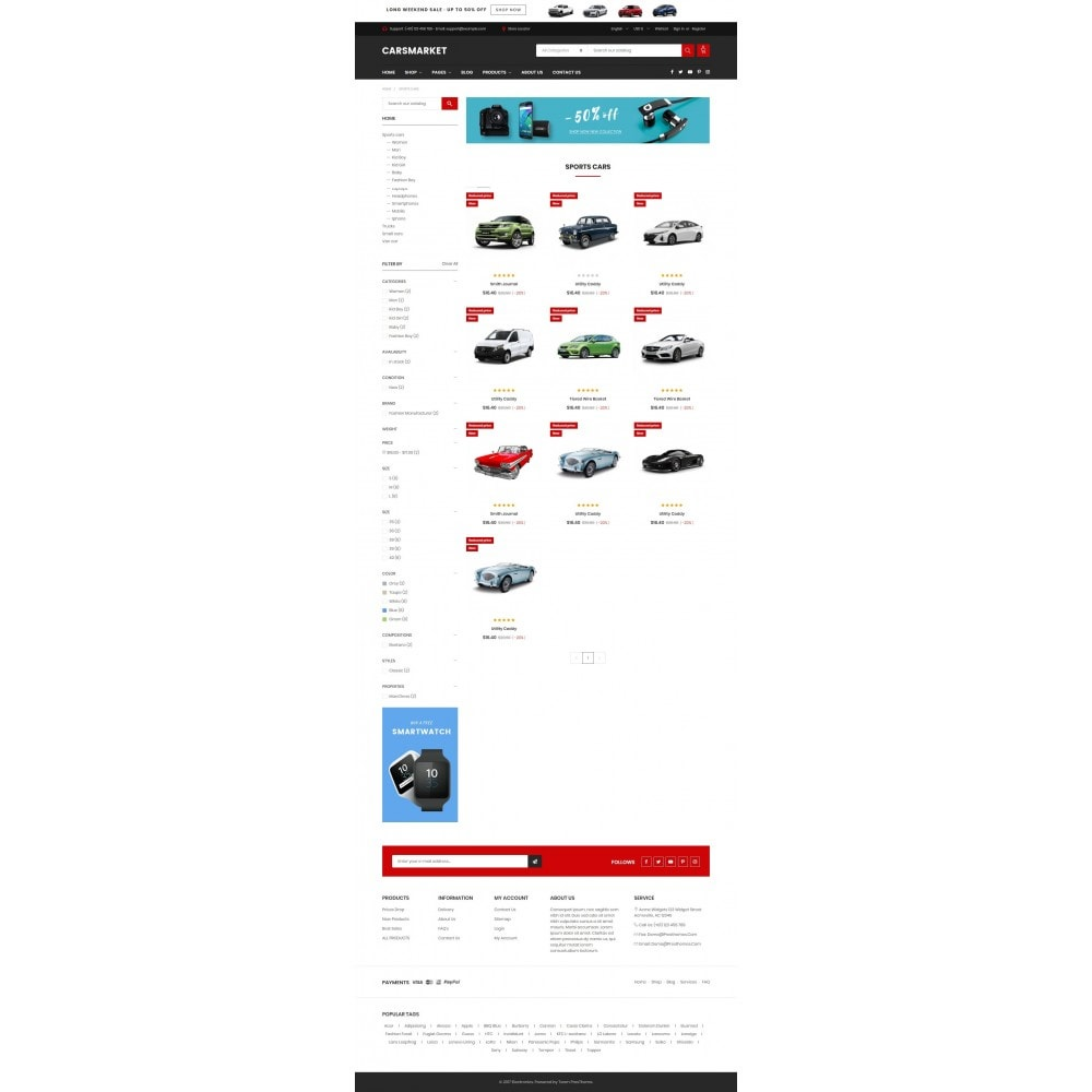 theme - Coches y Motos - Automotive & Cars - Supermarket - 3