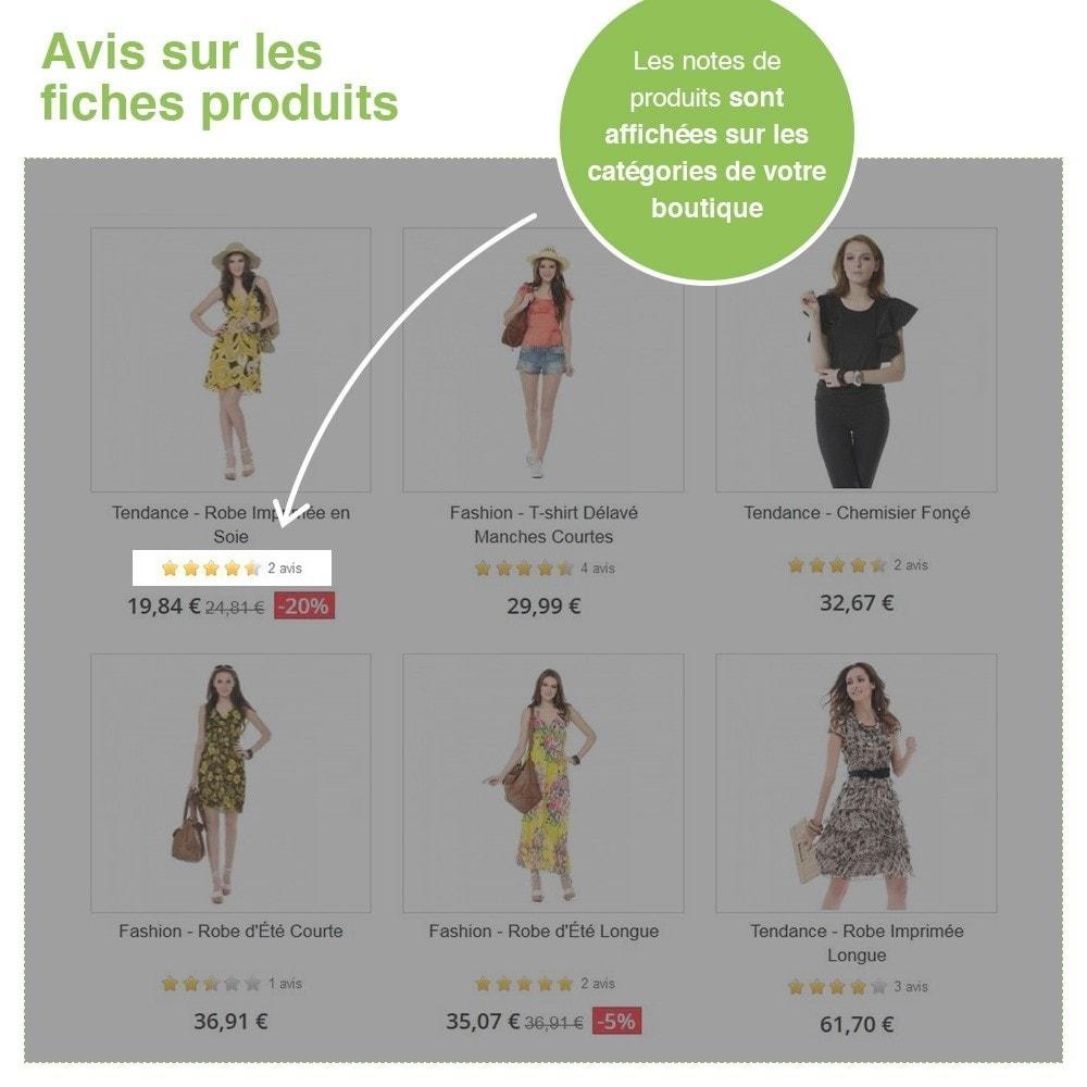 module - Avis clients - Avis Boutique + Avis Produits + Google Rich Snippets - 18