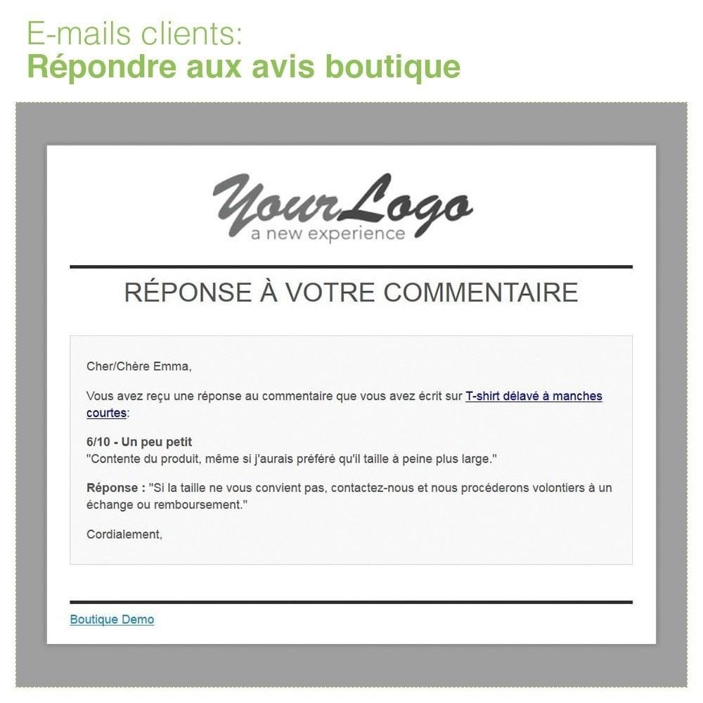 module - Avis clients - Avis Boutique + Avis Produits + Google Rich Snippets - 38