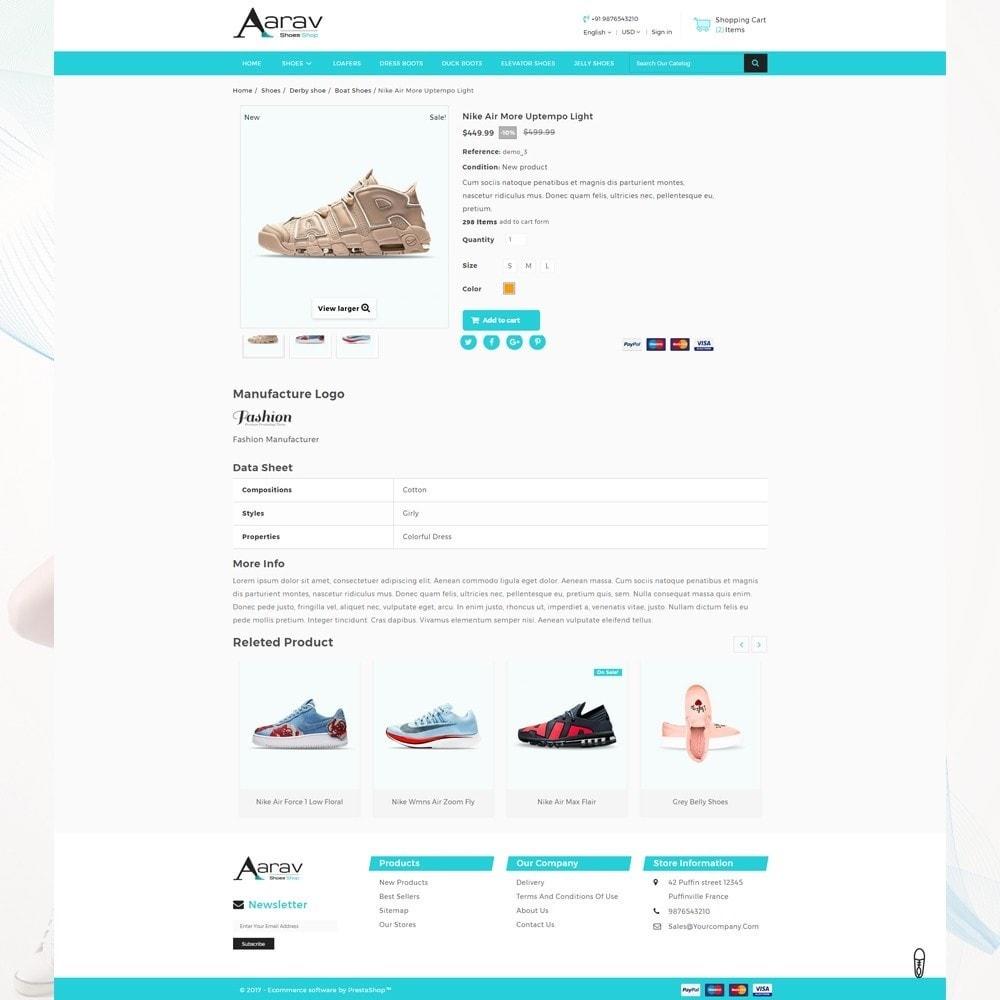 theme - Moda y Calzado - Shoes Shop - 4