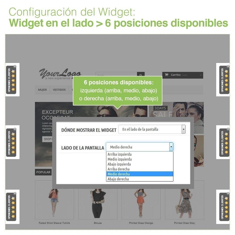 module - Comentarios de clientes - Opiniones Tienda + Opiniones Productos + Rich Snippets - 6
