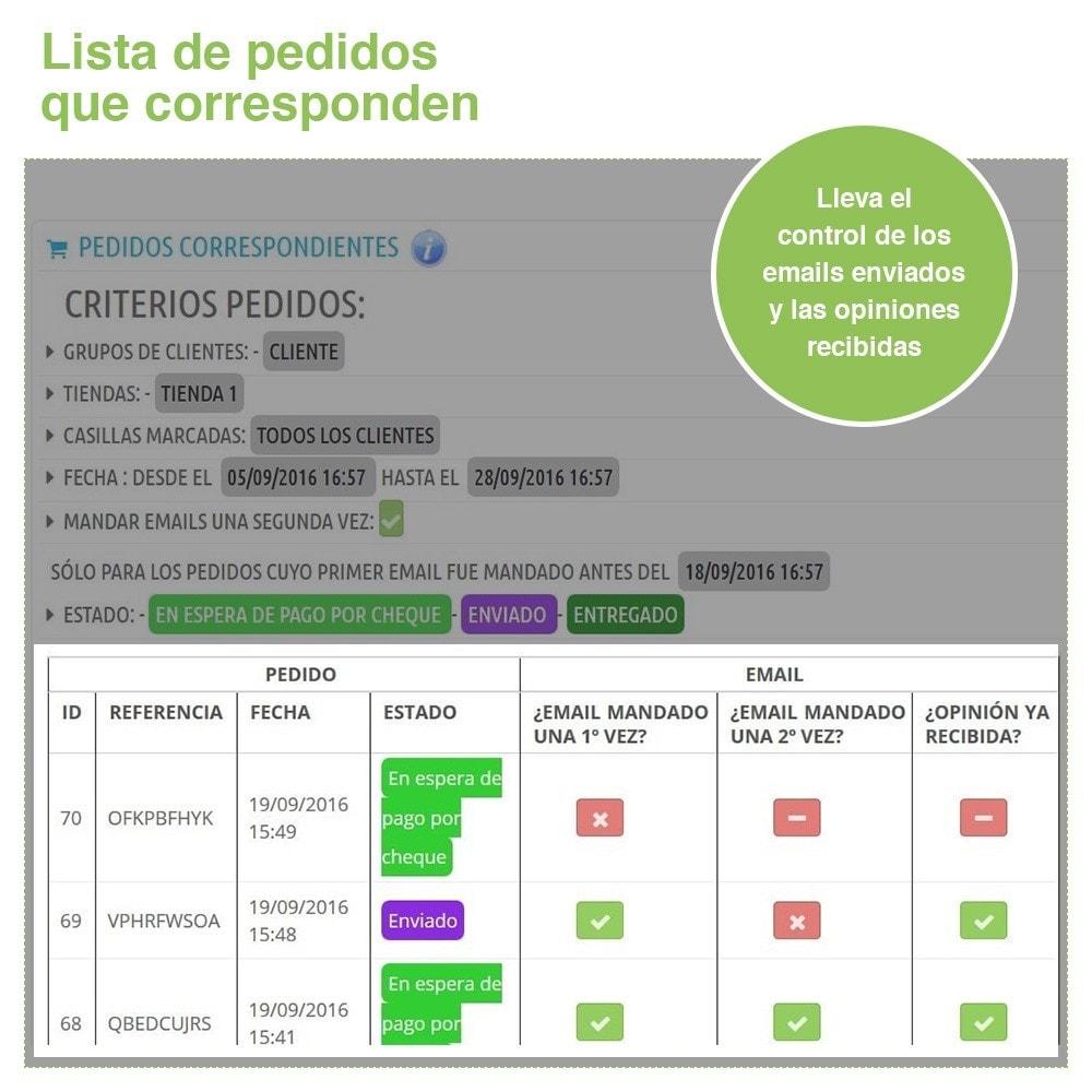 module - Comentarios de clientes - Opiniones Tienda + Opiniones Productos + Rich Snippets - 25