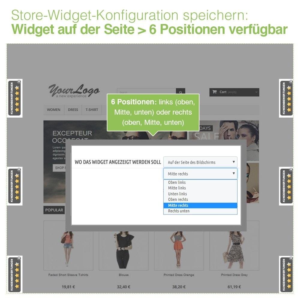module - Kundenbewertungen - Store und Produkt Bewertungen + Google Rich Snippets - 7