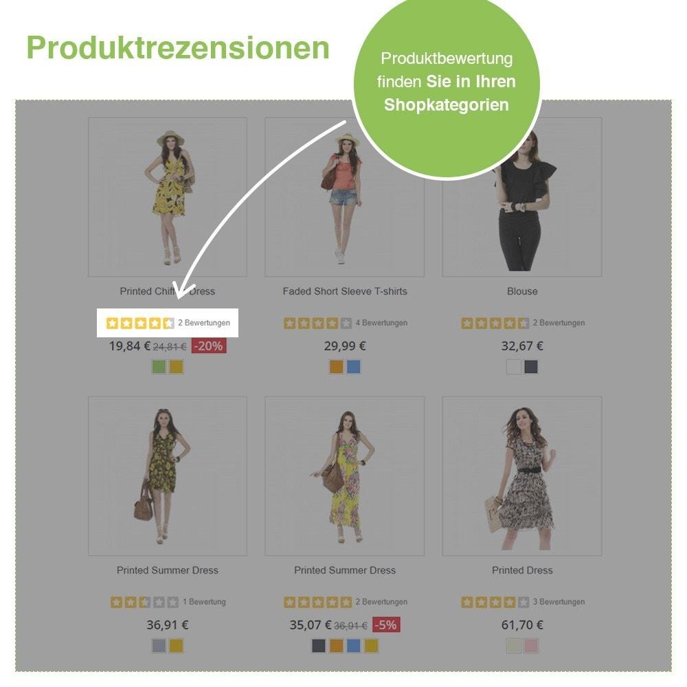 module - Kundenbewertungen - Store und Produkt Bewertungen + Google Rich Snippets - 18