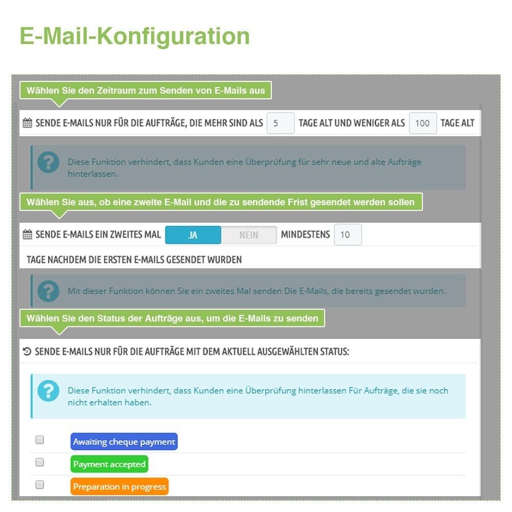 module - Kundenbewertungen - Store und Produkt Bewertungen + Google Rich Snippets - 24