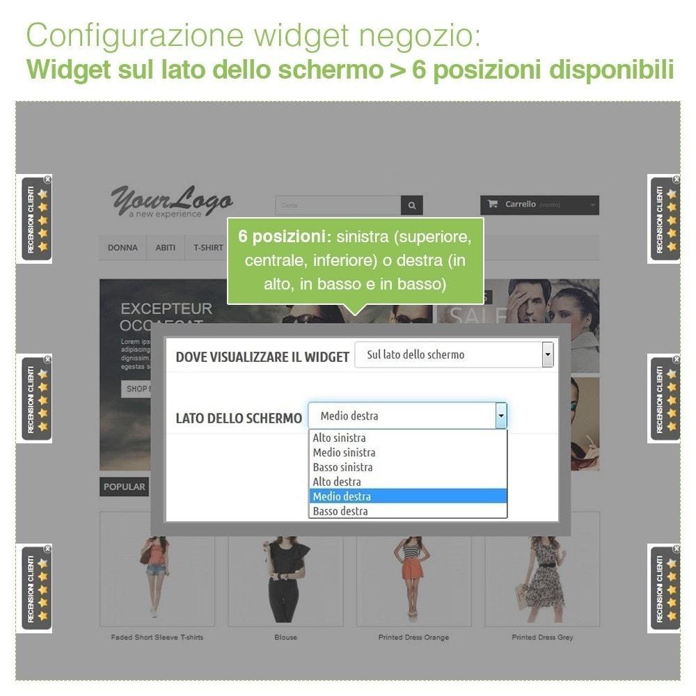 module - Recensioni clienti - Recensioni Negozio + Recensioni Prodotti + Snippets - 7