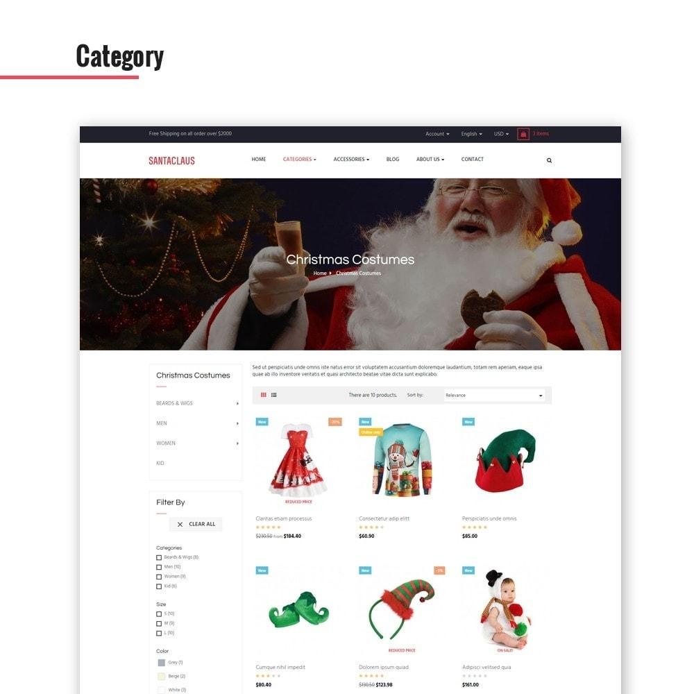 theme - Мода и обувь - Leo Santa Claus - 4