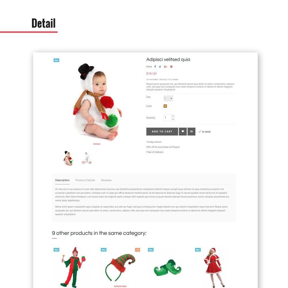 theme - Мода и обувь - Leo Santa Claus - 6