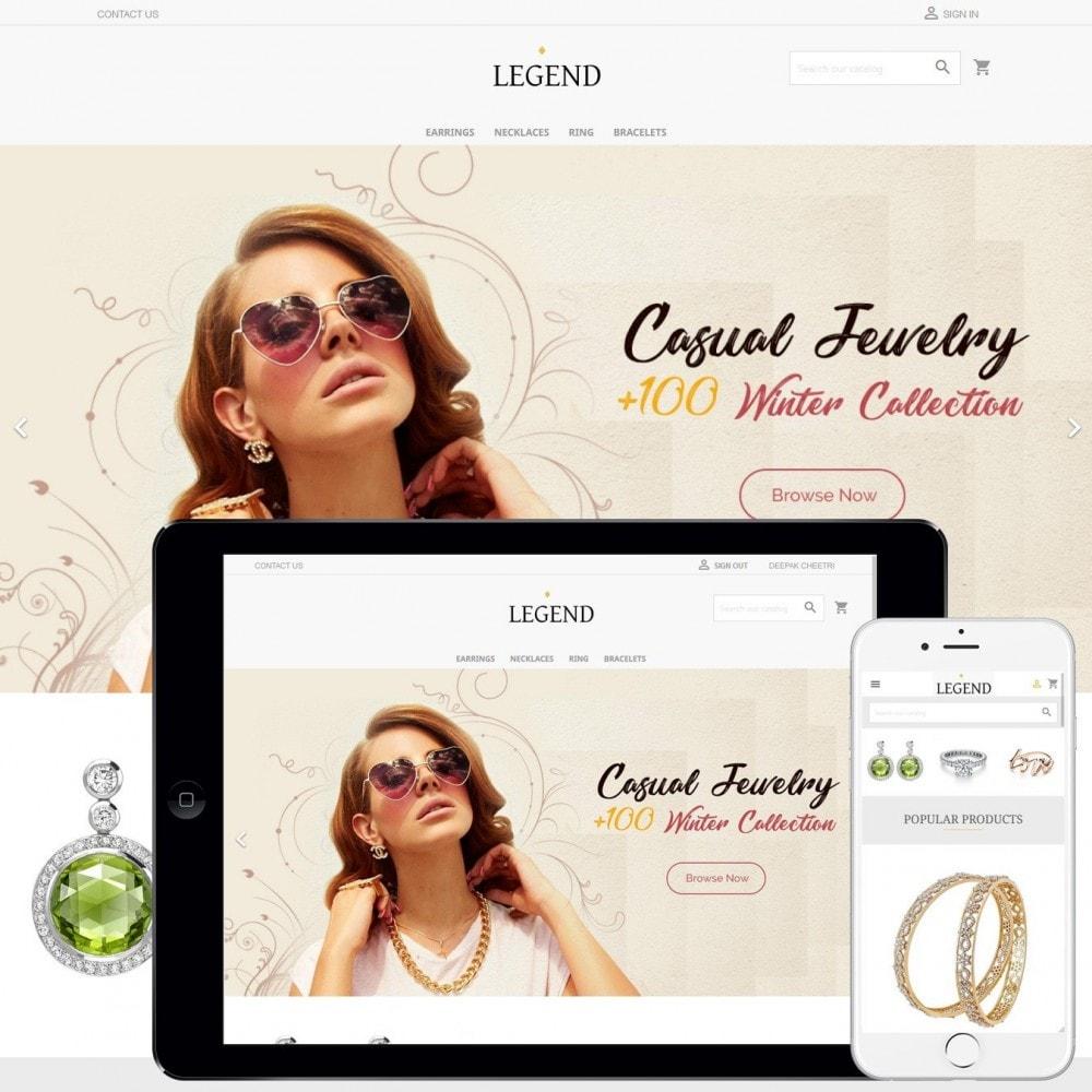 theme - Jewelry & Accessories - Legend - 1