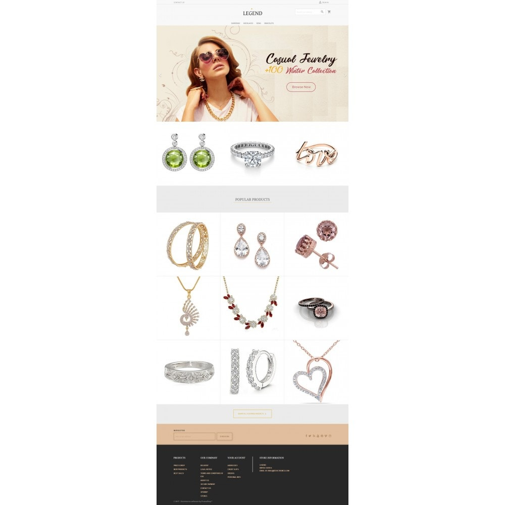theme - Jewelry & Accessories - Legend - 2