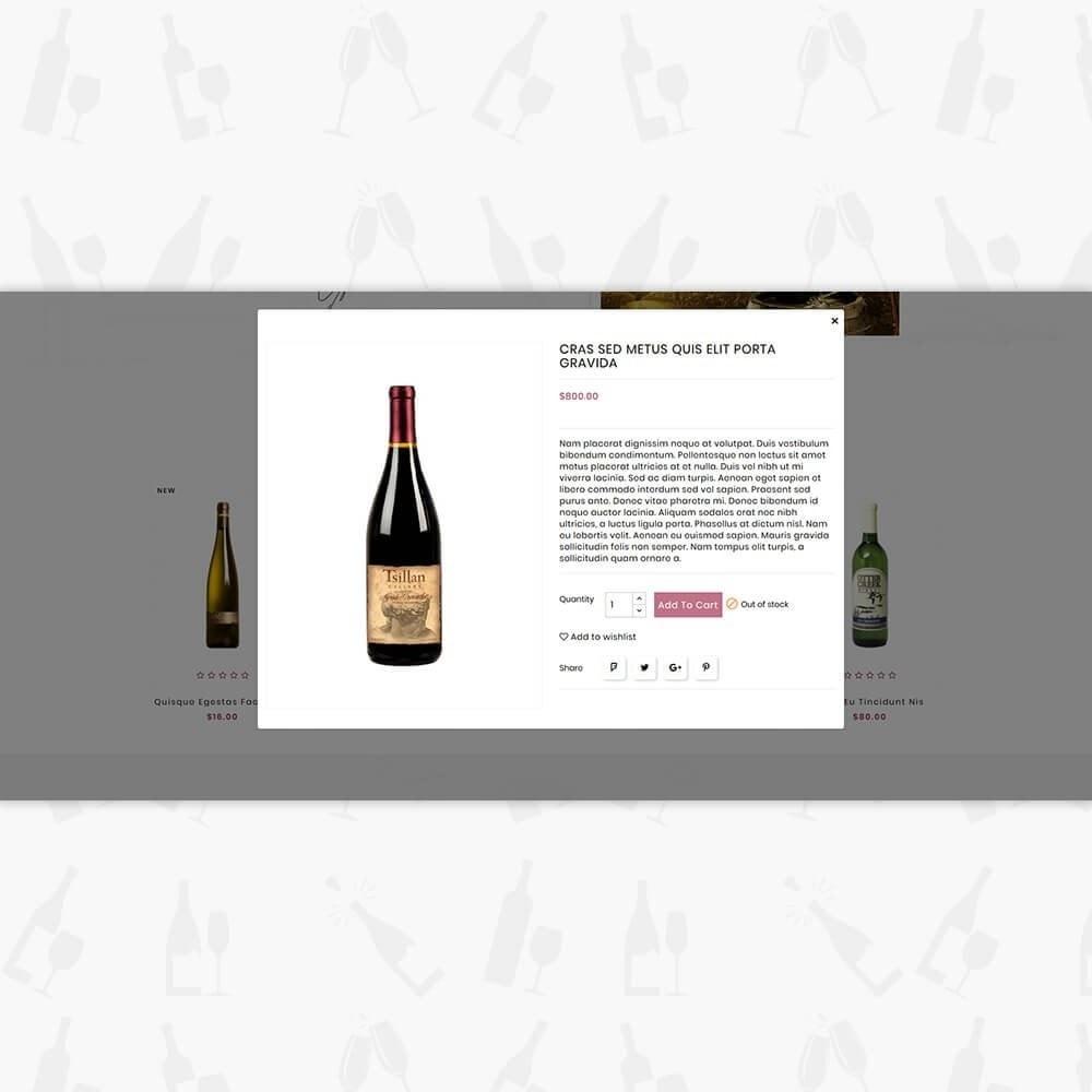 theme - Boissons & Tabac - Wine Club Store - 7