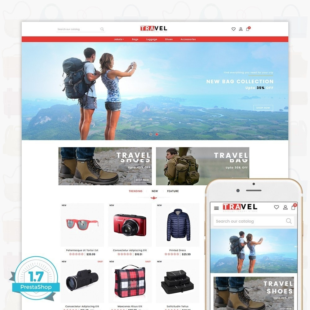 theme - Sport, Aktivitäten & Reise - Travel - The Special Travel Store - 1