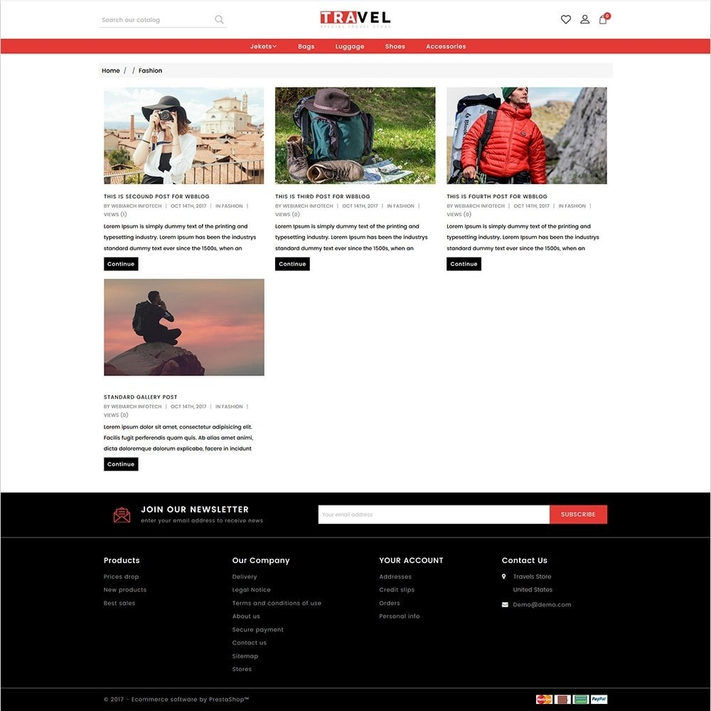 theme - Sport, Aktivitäten & Reise - Travel - The Special Travel Store - 6
