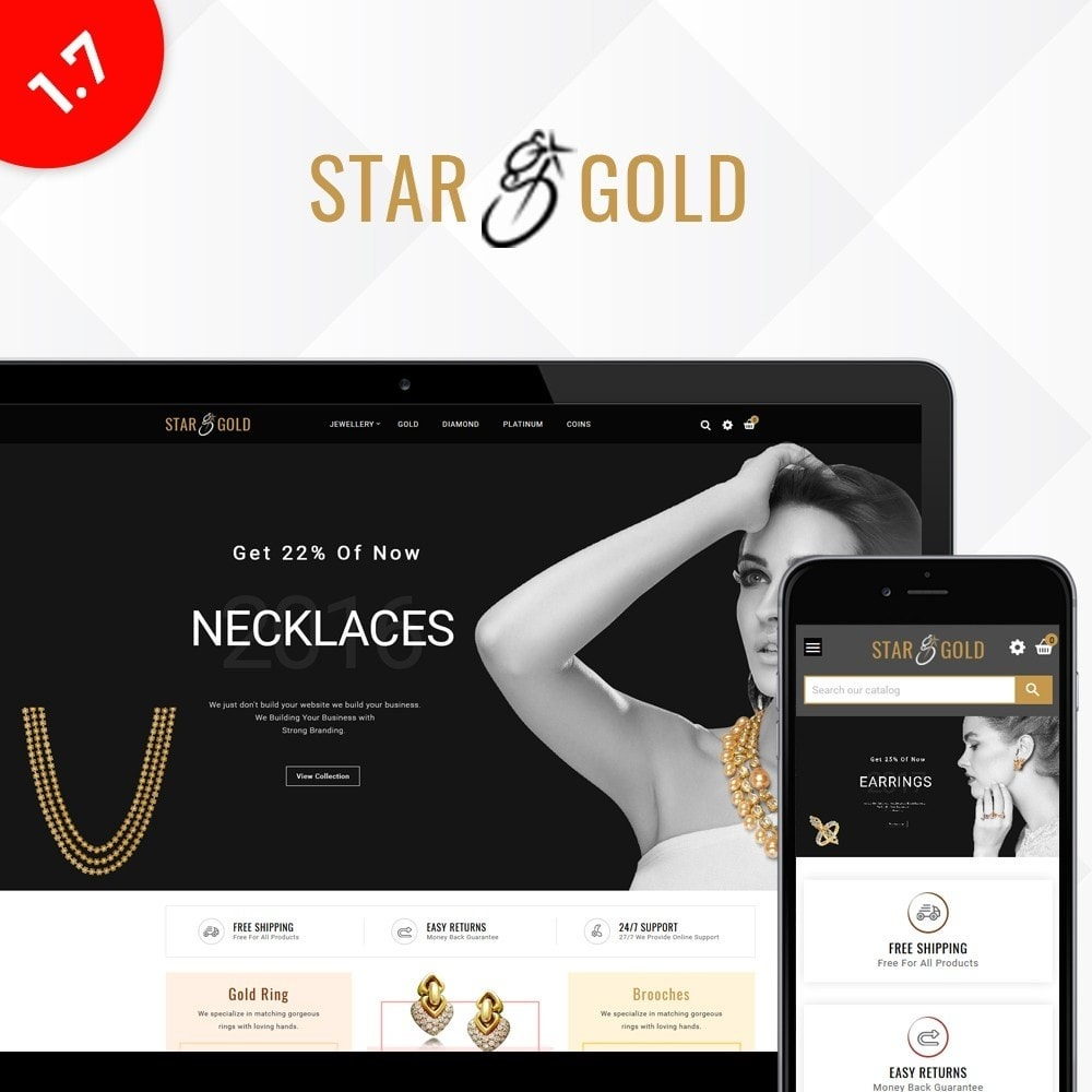 theme - Schmuck & Accesoires - Star Gold Jewellery Store - 1