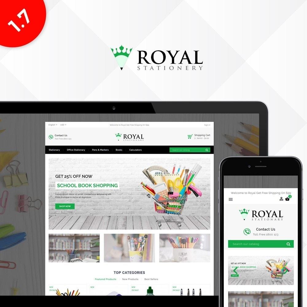 theme - Bambini & Giocattoli - Royal Stationary store - 1