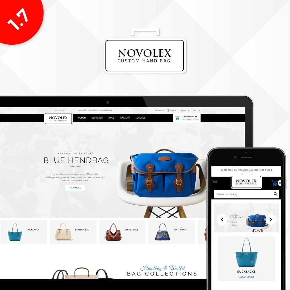 theme - Moda & Calzature - Novolex Handbag Store - 1
