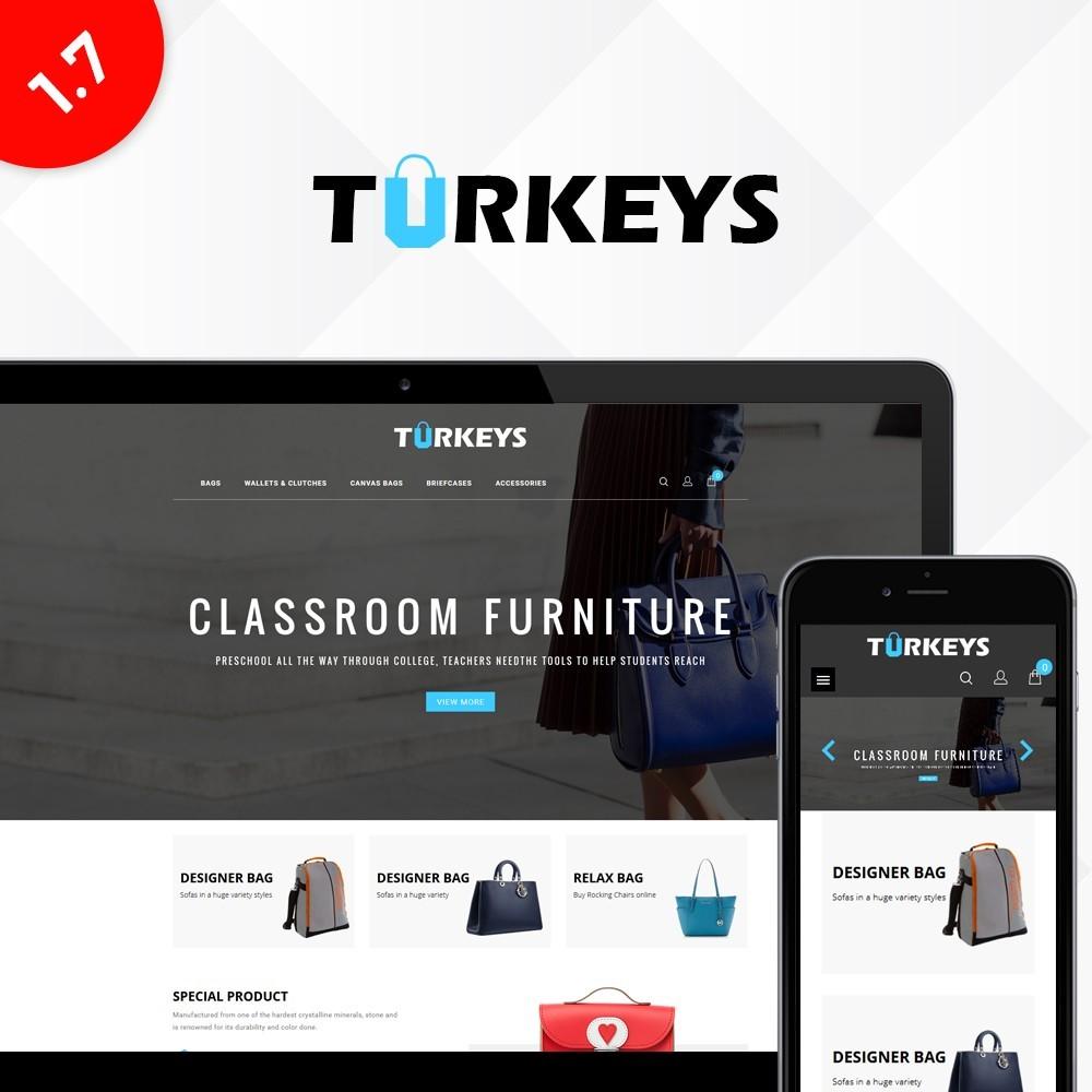 theme - Mode & Chaussures - Turkeys Bag Store - 1